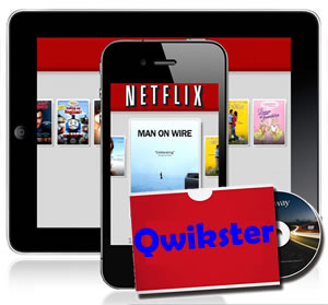 Netflux - A Qwikster Innovation Divorce for Netflix
