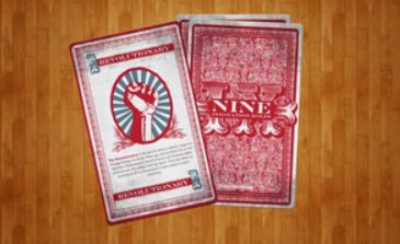 Design 6 - Nine Innovation Roles Card Deck