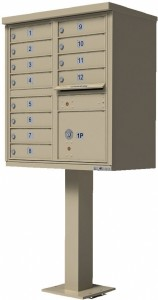 Multiple Mailboxes
