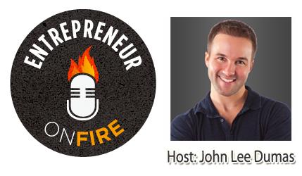 Entrepreneur on Fire Radio Interview