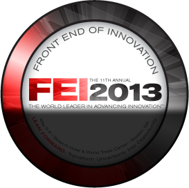 Join me at the Front End of Innovation 2013