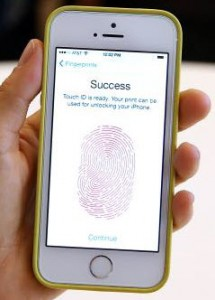Fingerprints of mCommerce Success on iPhone 5S