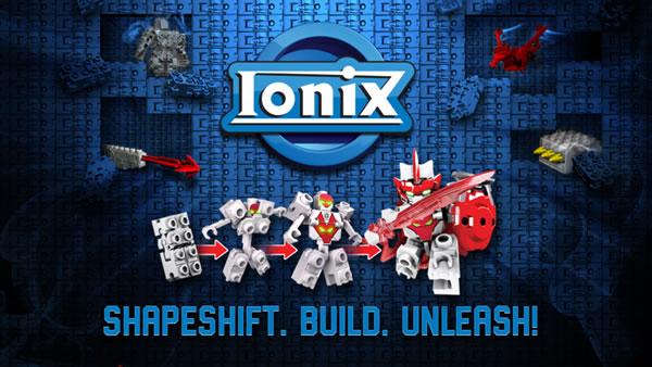 Ionix Bricks - Innovation in Motion