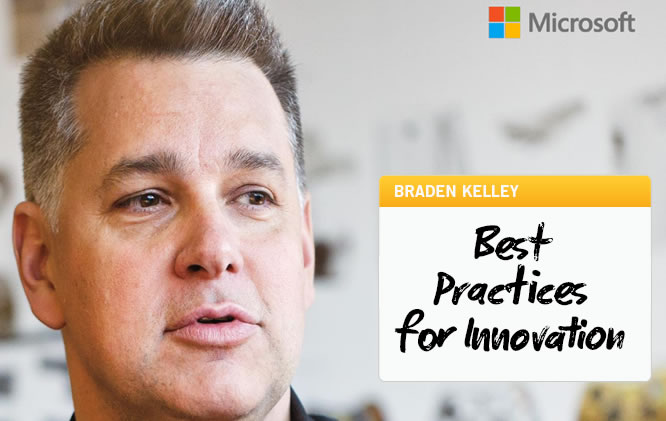 Innovation Best Practices from Microsoft