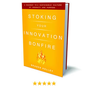 Get your copy of Stoking Your Innovation Bonfire