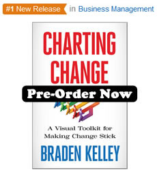 Pre-order your copy of 'Charting Change'