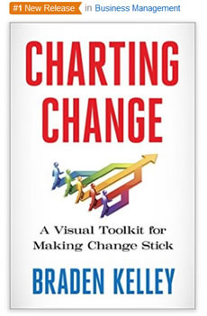 Order your copy of 'Charting Change'