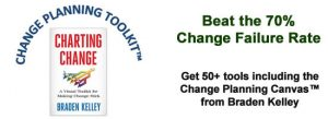 Get Your License to the Change Planning Toolkit