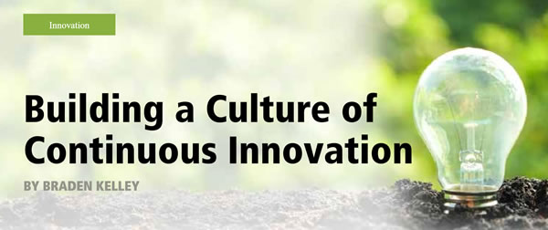 Building a Culture of Continuous Innovation