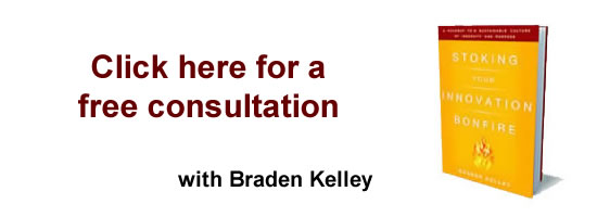 Free Consultation with Braden Kelley