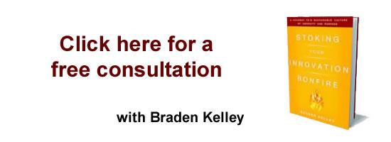 Free Consultation with Braden Kelley