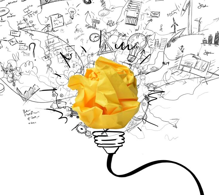 Innovation vs Invention vs Creativity