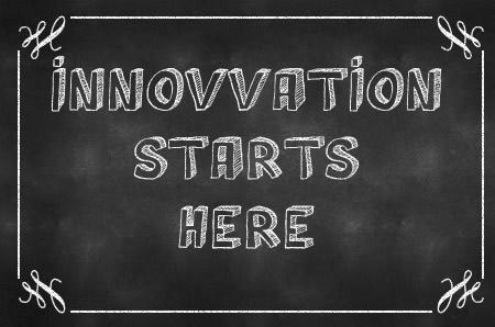 innovvation starts here