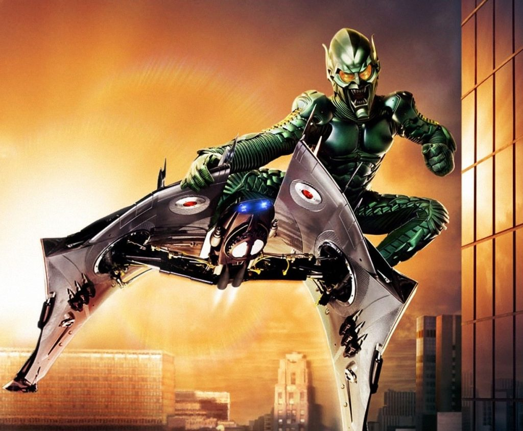 Rise of the Green Goblin?