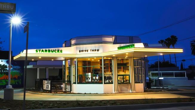 Are Gas Stations the Future of Starbucks?