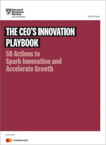 What's Inside the CEO's Innovation Playbook?