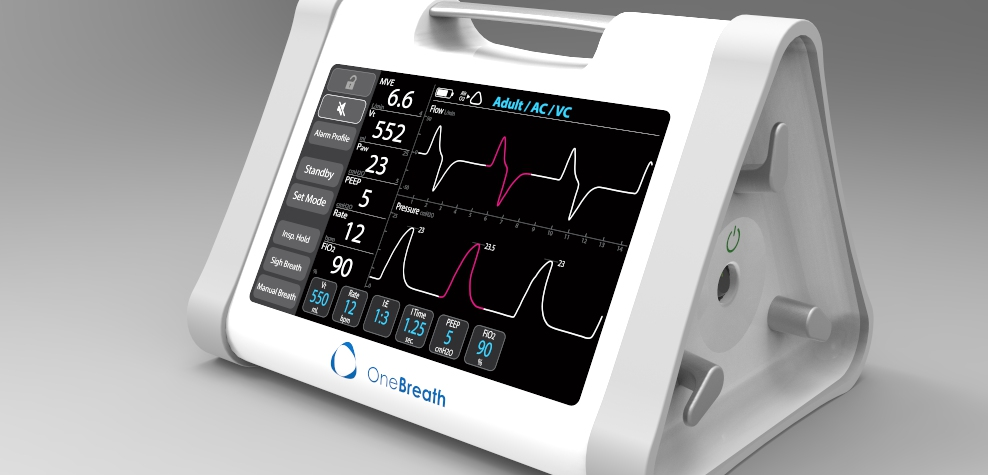 OneBreath Ventilator