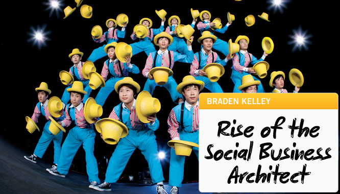 Rise of the Social Business Architect