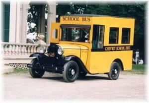 Simple Process Innovation - School Bus Style