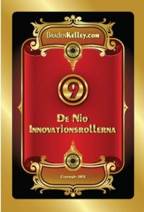 De Nio Innovationsrollerna, Workshop-verktyg