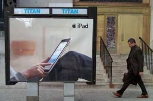 iPad Billboard
