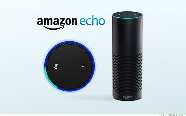 Is Amazon Echo Answer to Google?