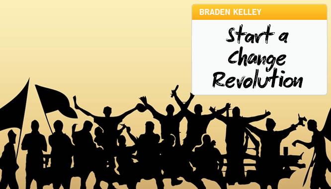 Start a Change Revolution