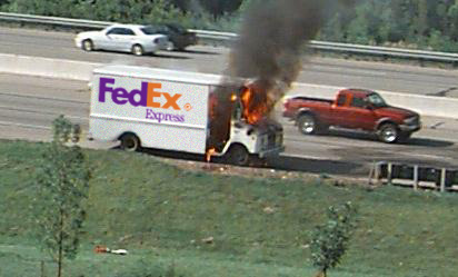 FedEx Not Keeping Pace