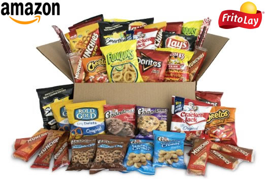 Frito Lay Amazon Box