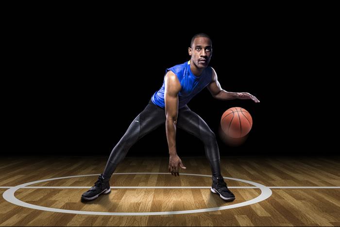 Physiclo basketball Dribble