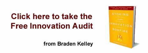 Innovation Audit from Braden Kelley