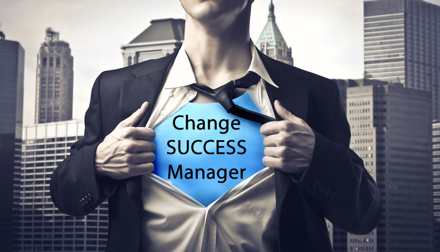 Transform Your Business with a Change Success Manager
