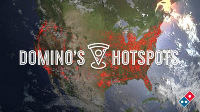 Domino's Hotspots