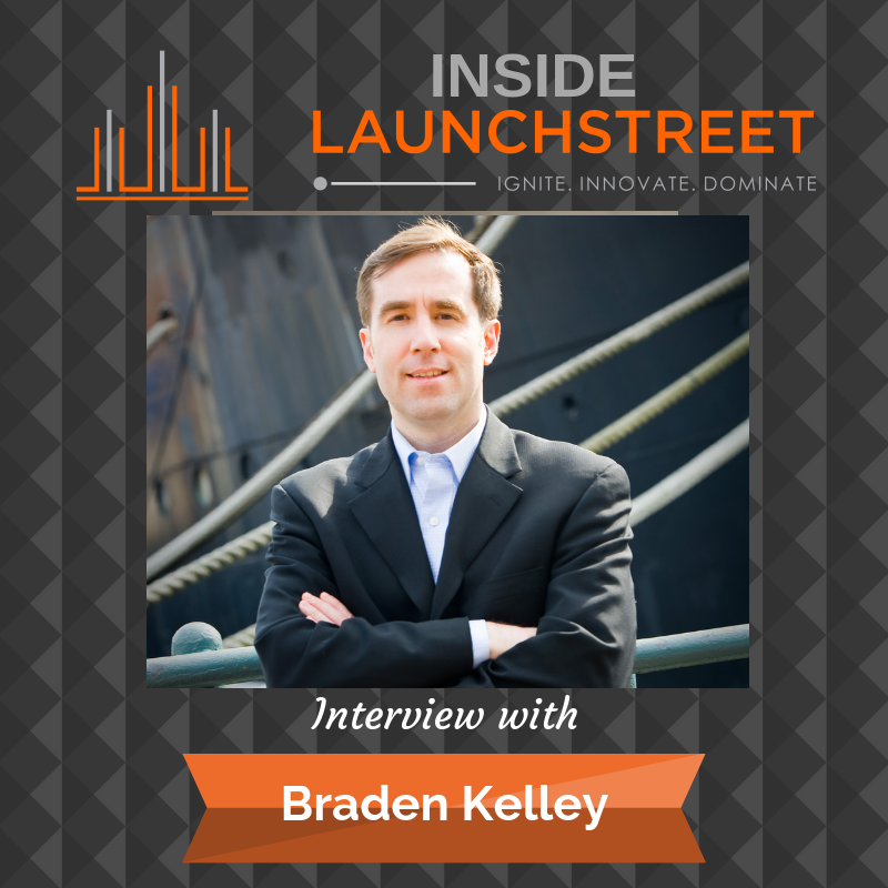 Interview with Launchstreet About How to Increase Organization Agility and Speed of Innovation