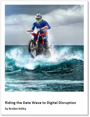Riding the Data Wave to Digital Disruption