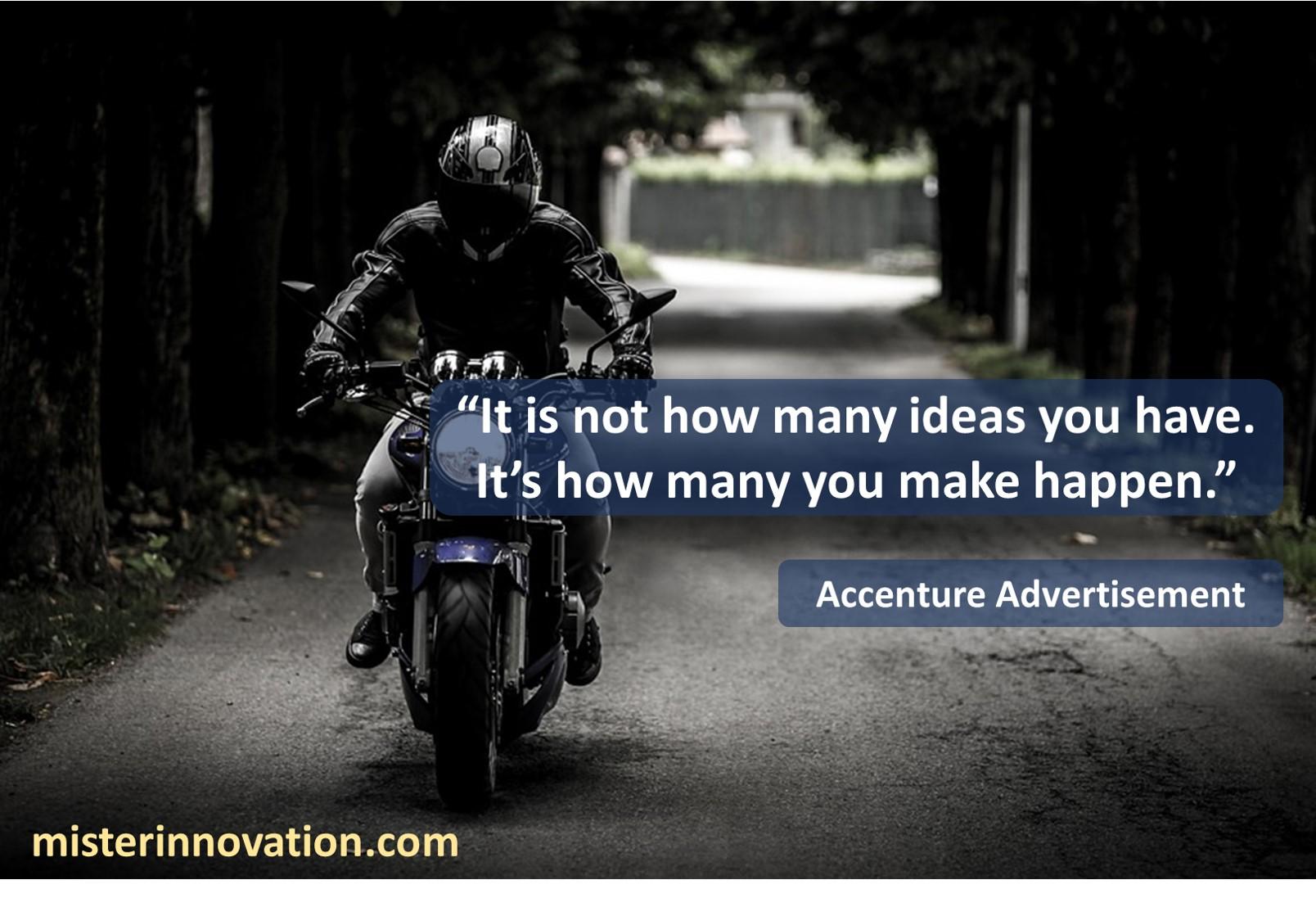 Accenture Advertisement