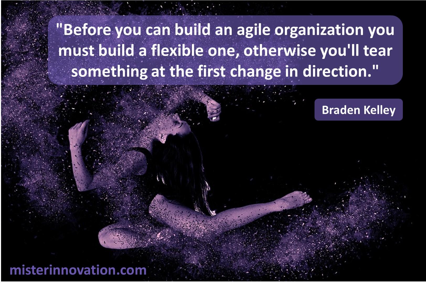 Agile Flexible