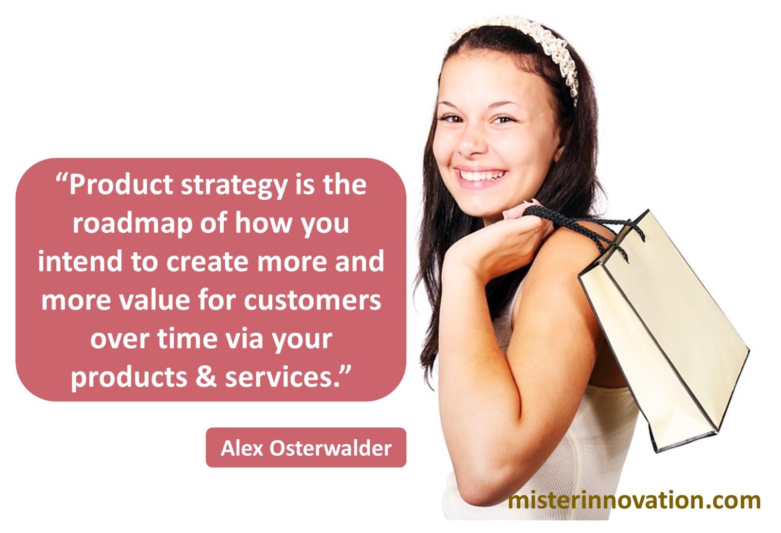 Alex Osterwalder Product Strategy