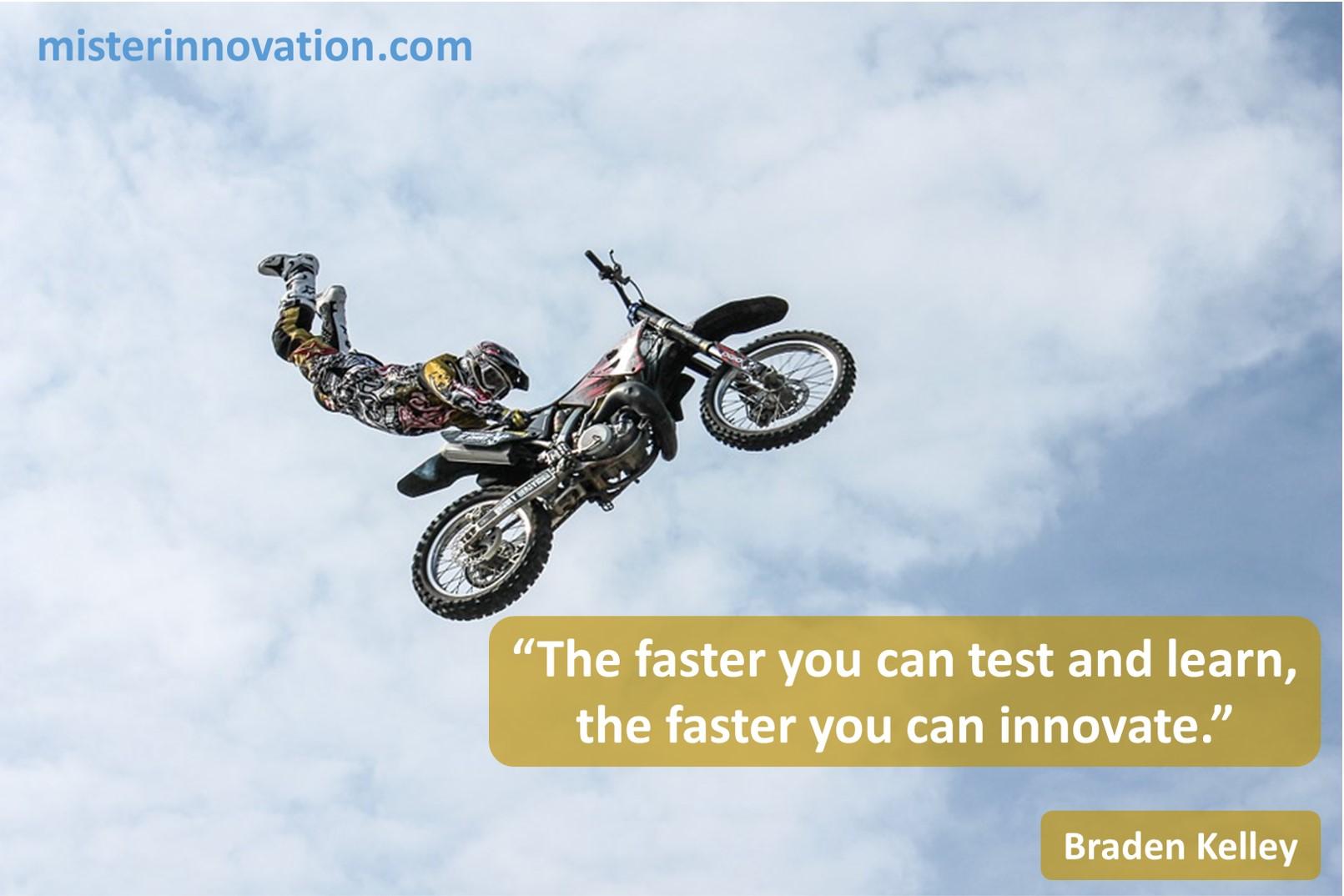 Braden Kelley Faster Learning