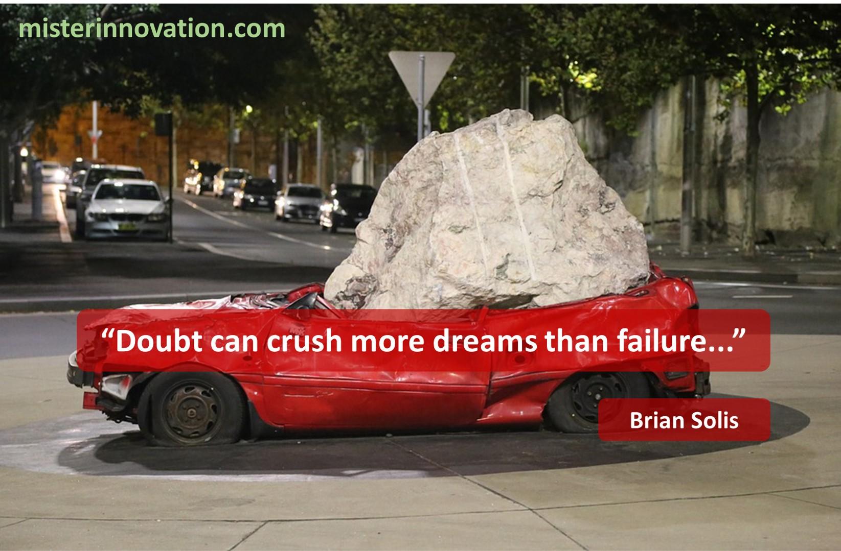 Brian Solis Crush Dreams