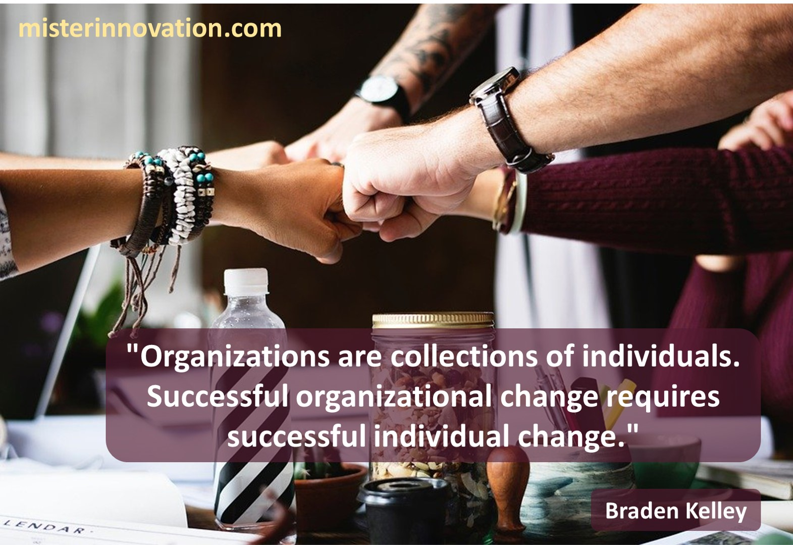 Change Collections of Individuals