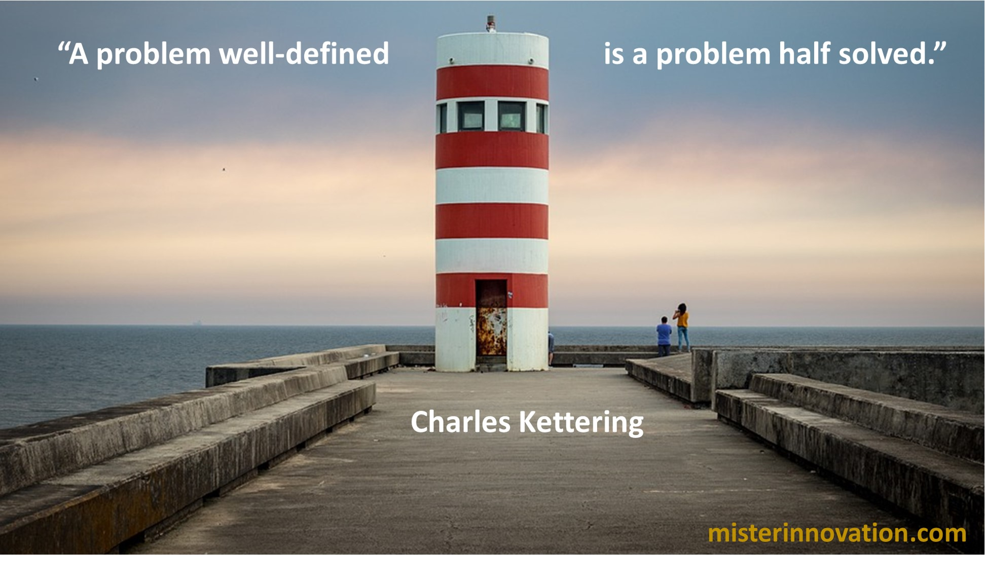 Charles Kettering Problems
