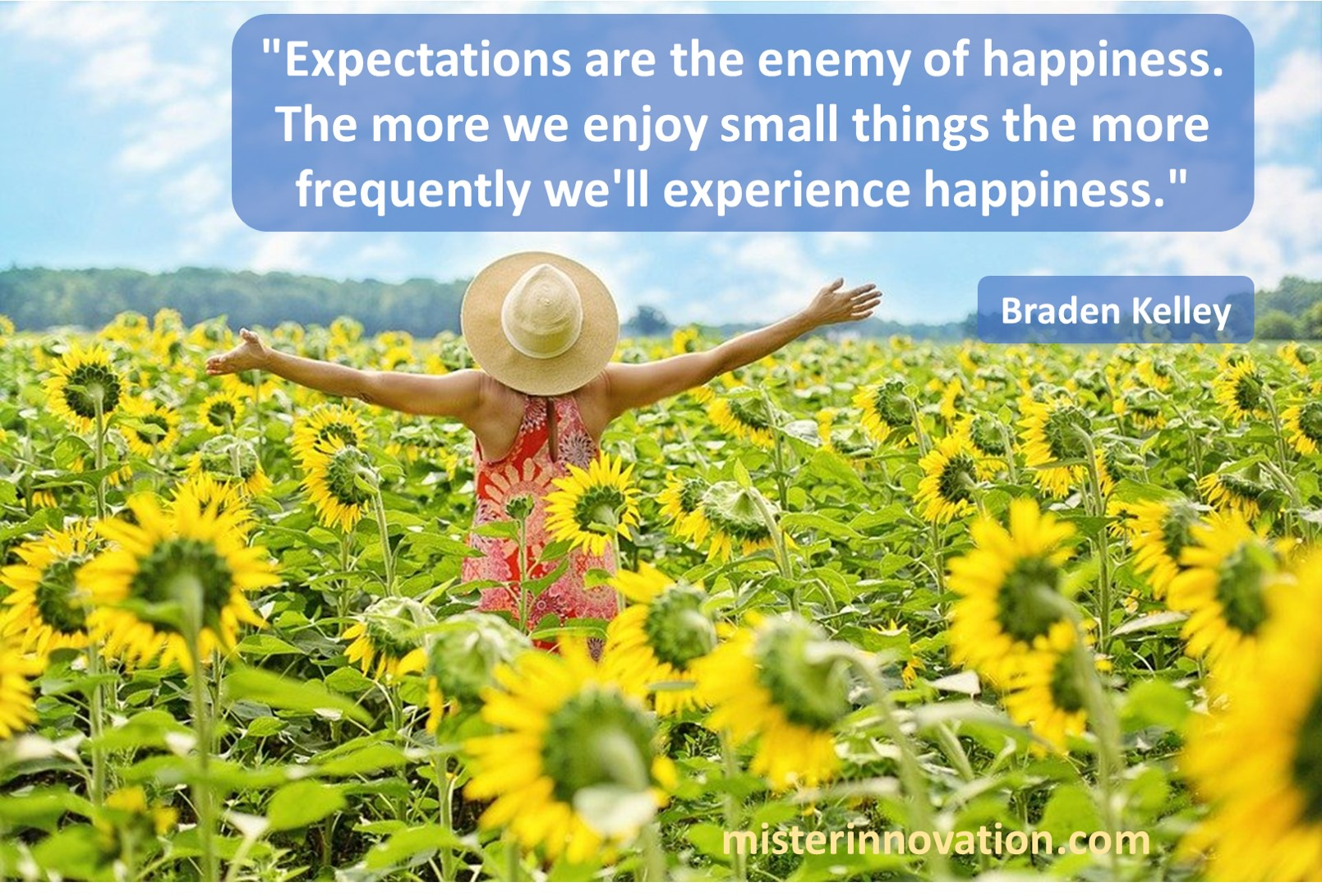 Expectations Happiness