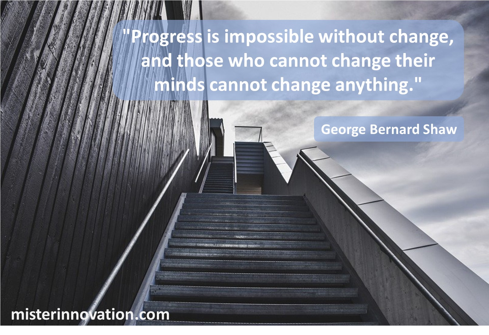 George Bernard Shaw Change