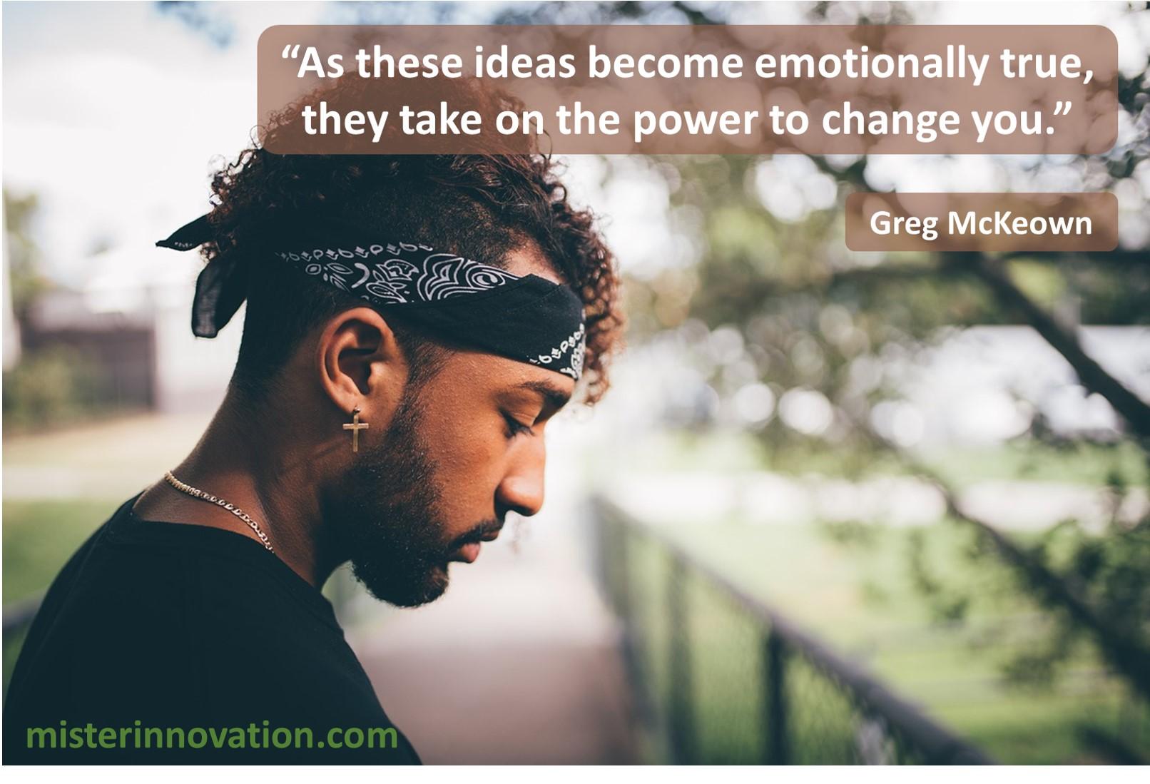 Greg Mckewon Emotion Change