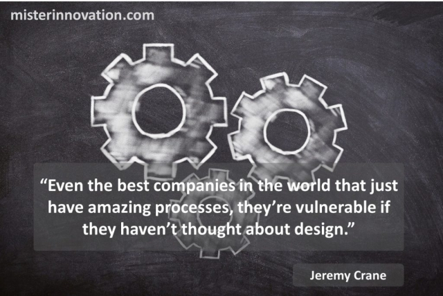 Jeremy Crane quote about the vulnerability when design is lacking