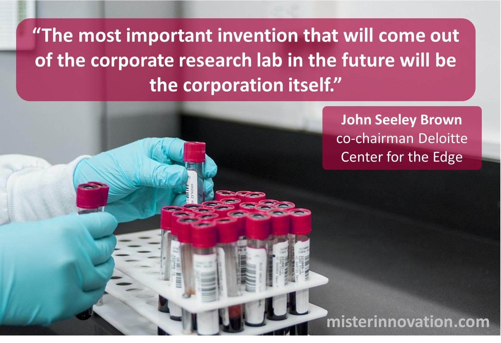 John Seeley Brown Research Lab