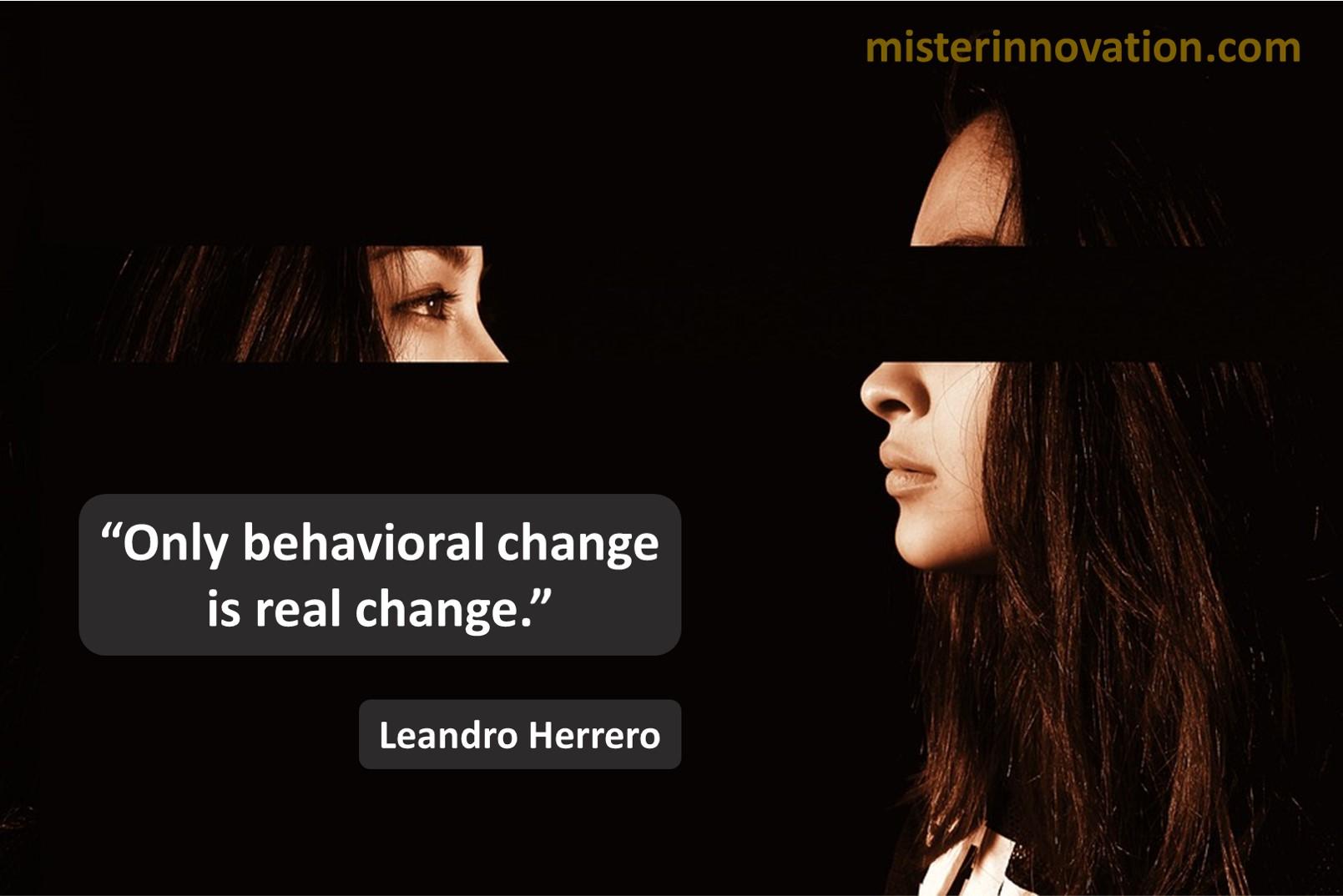 Leandro Herrero Change