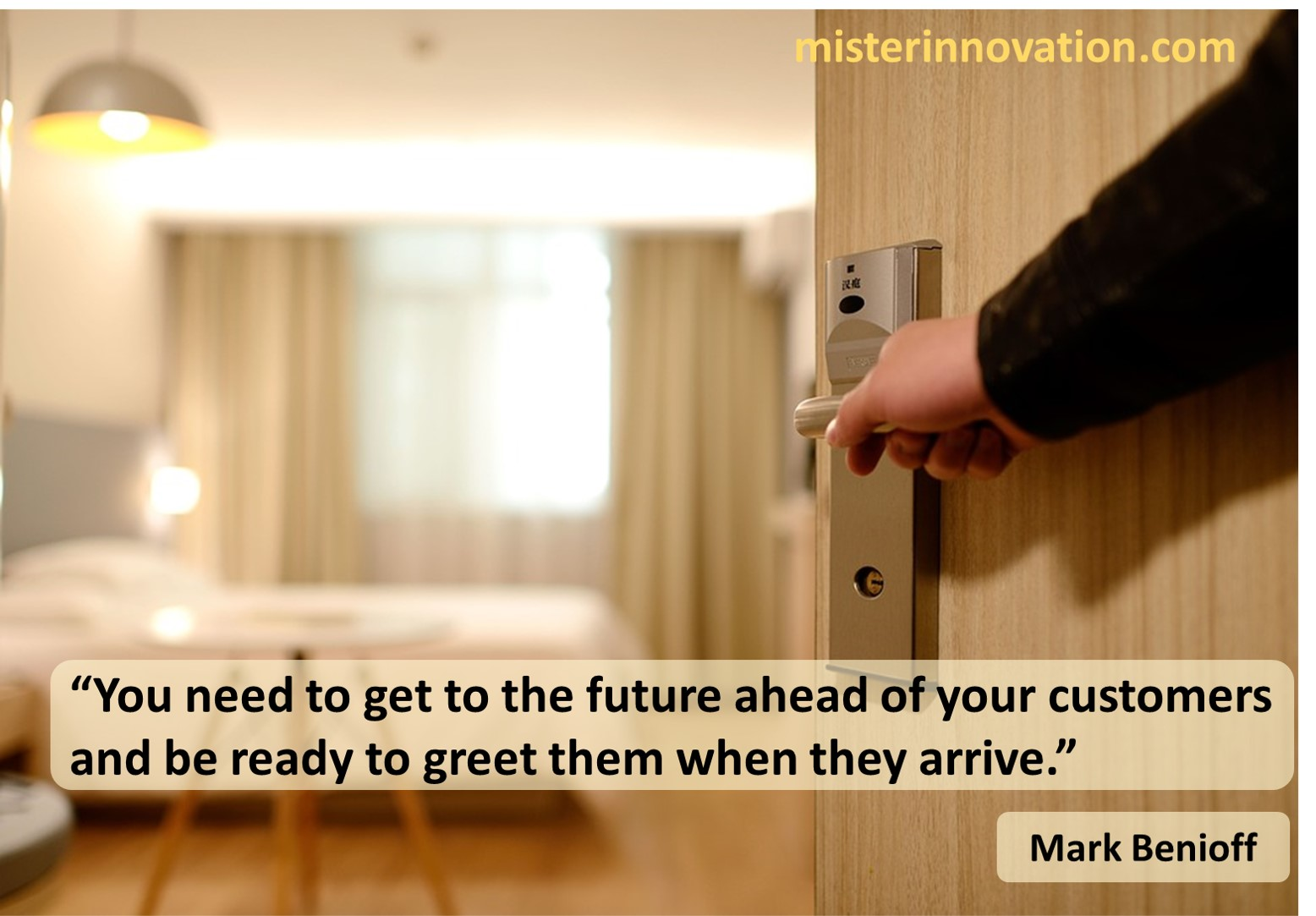 Mark Benioff Future Customers