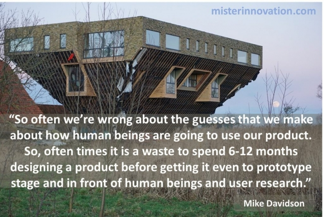 Mike Davidson Quote on the Value of Prototyping